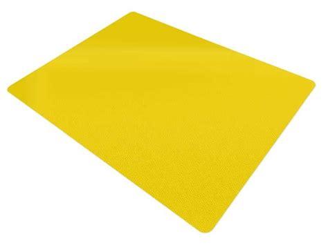 Bodenschutzmatte F 252 R Teppich In Gelb Schutzmatten