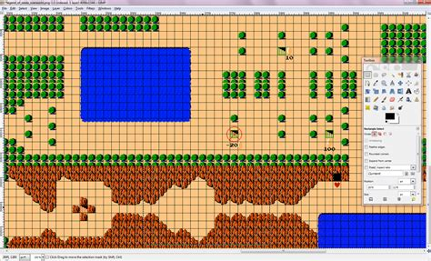 legend of zelda nes map grid legend of minecraft creating a new zone