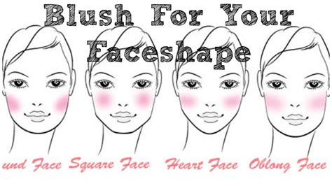 what is angular oval blush for face shapes thin full angular youtube