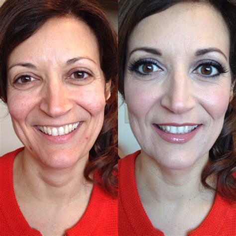 Wedding Hair And Makeup Gta by Before After Michele Gomes Gta Wedding Makeup Hair