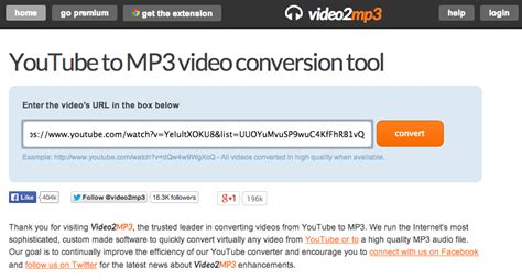 download mp3 from url how to convert youtube video to mp3 how to pc advisor