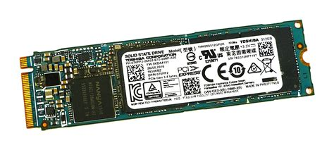 dell 7vpp2 toshiba thnsn5512gpuk 512gb m 2 solid state drive