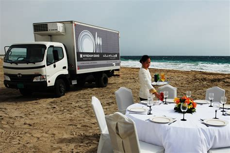 Experiences In Catering by Outdoor Catering Wyndham Grand Regency Doha