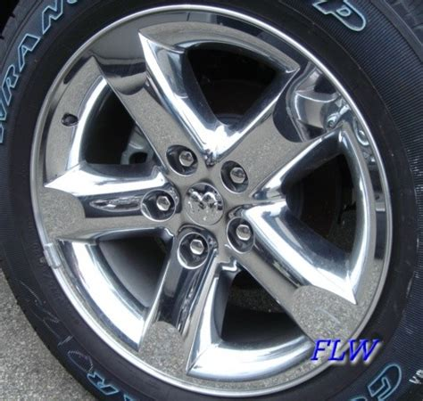 2008 dodge ram truck oem factory wheels and rims
