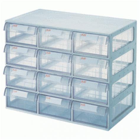 Multi Box sysmax 57003 12drawers multi box