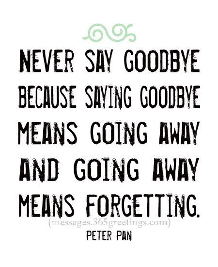 quotes about saying goodbye 90 goodbye quotes and sayings with image 365greetings