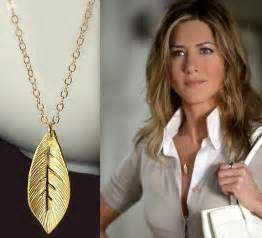 Trend Worth Trying Jeweled Necklines by 14kt Gold Leaf Pendant Leaf Necklace Inspired