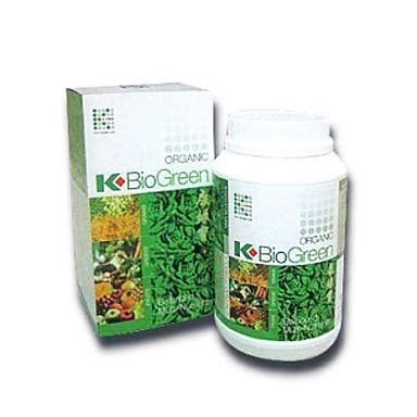 Organic K Biogreen 250gr k link ambulu from zero to
