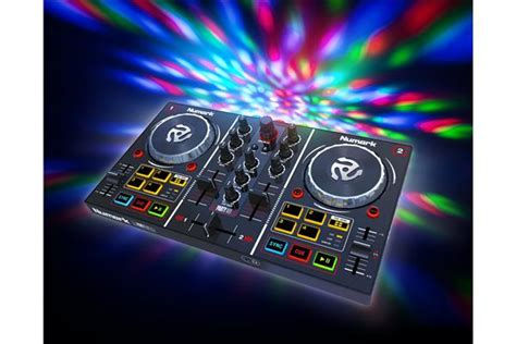 consol dj numark mix dj consolle dj digitale zecchini