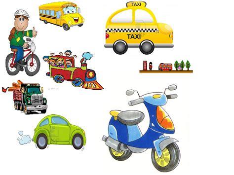 imagenes animadas medios de transporte paula los medios de transporte y su clasificacion