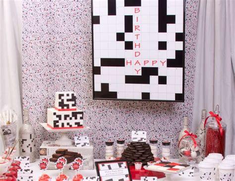 the themes crossword clue crossword puzzle milestone birthday quot crossword puzzle