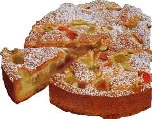 apfel rhabarber kuchen kuchen mit rhabarber rezepte suchen