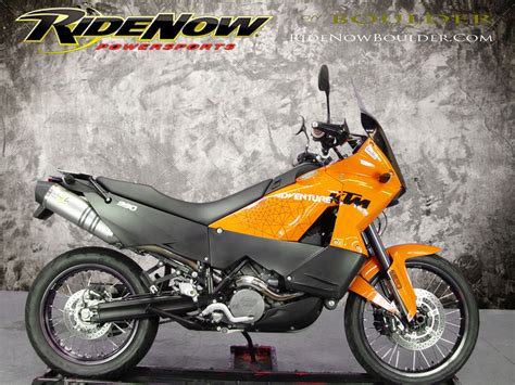 Ktm Adventure 990 Price Page 169143 New Used Motorbikes Scooters 2009 Ktm 990