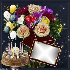 44 Best Birthday frames images   Birthday wishes, Birthday