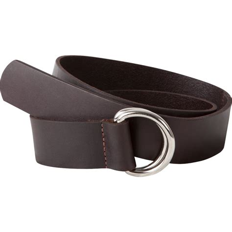 mountain khakis leather d ring belt backcountry