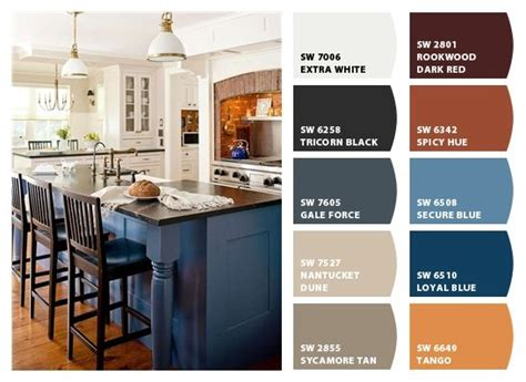 chip   sherwin williams blues browns gale force
