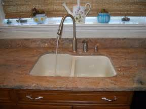 white kitchen sink faucet river white granite white