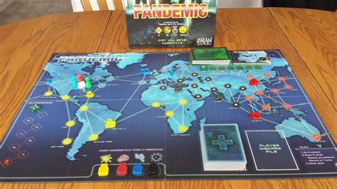 Pandemic Boardgame pandemic how to play simplified hexagamers