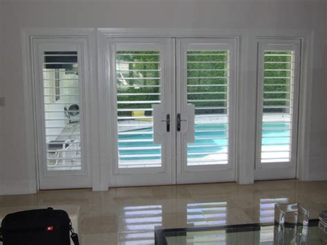 Plantation Shutters For Doors by Where Can I Find These Door Shutters