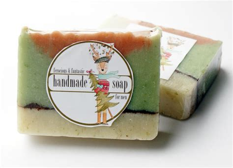 How To Make Handcrafted Soap - soap recipe for with printable labels