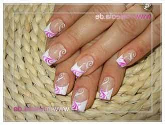 Modele Ongles En Gel Decoration by Ongles En Gel Page 4 Sur 7 Deco Ongle Fr