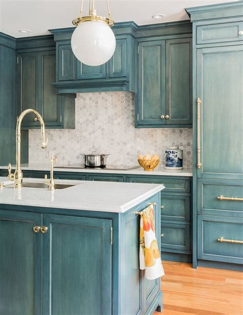 blue green kitchen cabinets kitchen cabinet paint color with gorgeous blue for