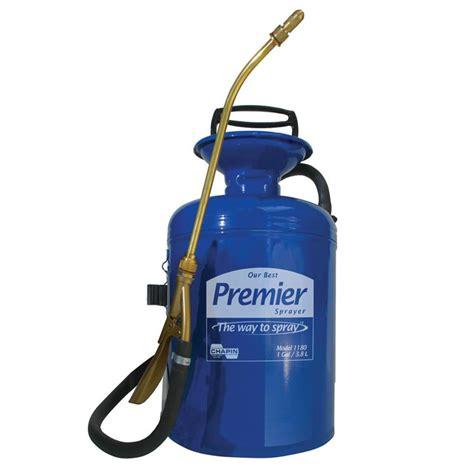 chapin 1 gal premier series professional tri poxy sprayer