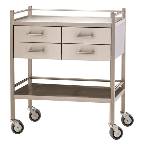 Dressing Drawers by Dressing Trolley Four Drawers Advance Trolleys