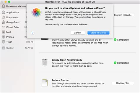 how to make room on icloud how to get more space on a mac recover storage space on a mac for free how to digitalclik it
