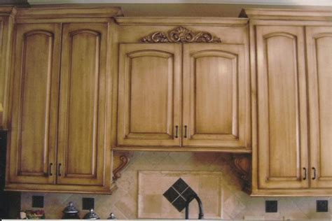 Glazing Kitchen Cabinets Before And After by Kitchen Cabinets Before Amp After Kitchen Dallas By