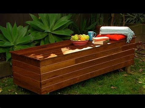diy outdoor storage bench seat 26 diy storage bench ideas guide patterns