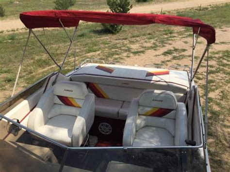 eliminator mojave boats 1984 eliminator mojave for sale in sterling colorado