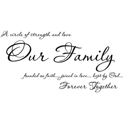 what is the best family family quotes always in my family the quotes about family