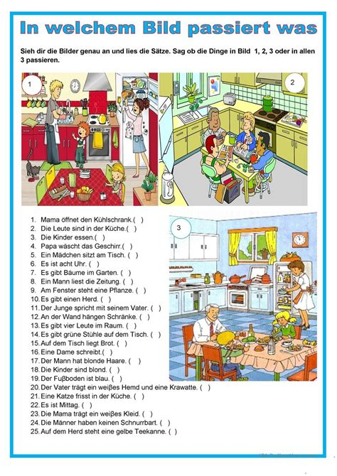 Küche by Bildbeschreibung In Der K 195 188 Che German