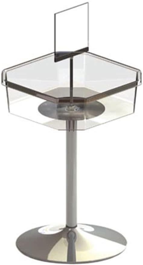 vasche in plexiglass espositore promozionale ad una vasca relink oggettistica
