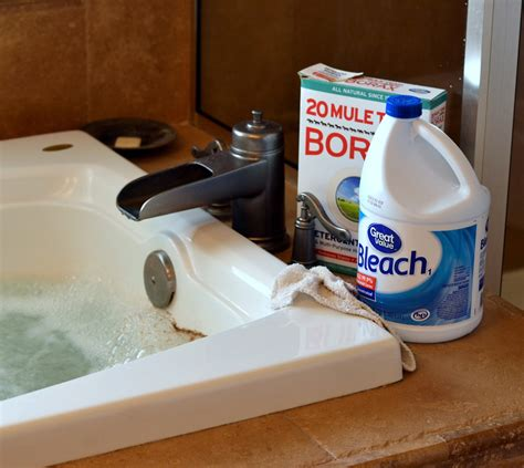 Cleaning Bathtub Jets by How To Clean Your Jetted Tub Teodoro
