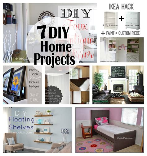 diy project ideas for homes 7 diy home projects made to be a momma