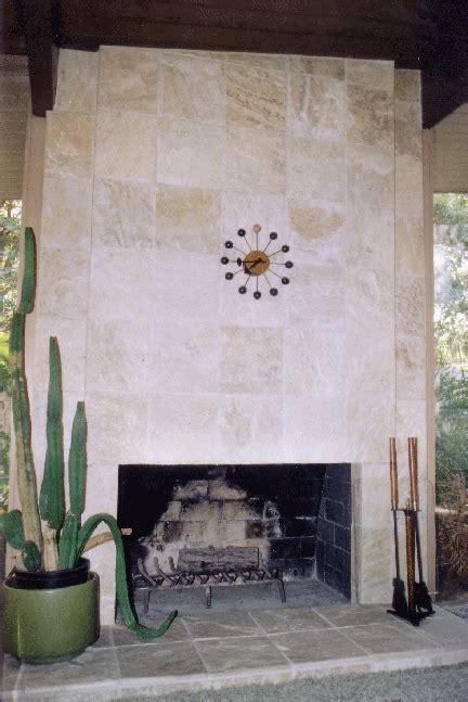simple program repair cracked mortar fireplace has flush