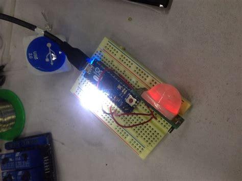 Arduino Motion Sensor Control Led Light 3 Led Lights Arduino