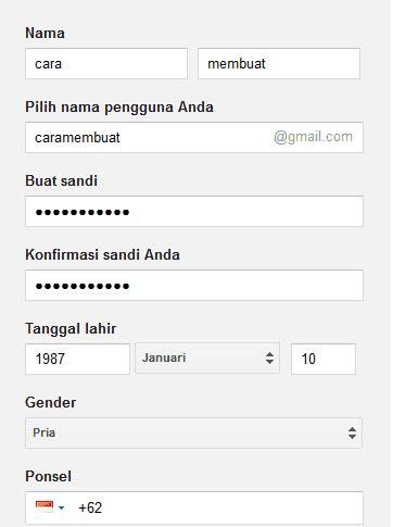 membuat email   gmail  yahoo daftar email