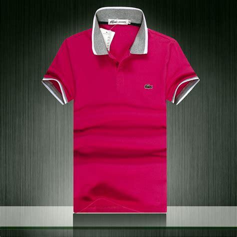 Polo T Shirt Lacouste 8 t shirt lacoste live size lapel polo lacoste t
