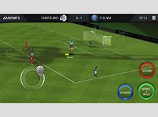 FIFA Mobile Football iPhone 18/20 (test, photos, vidéo) L Equipe Foot