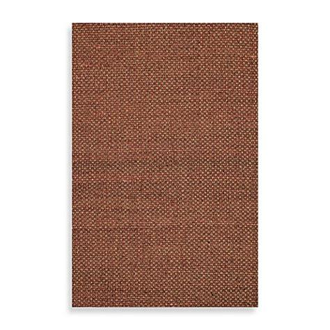 rust bathroom rugs loloi rugs eco rust rug bed bath beyond