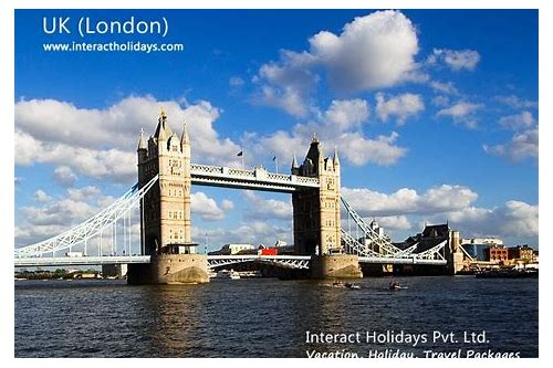 package deals london england