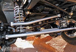 Track Bar Jeep Tj Track Bar