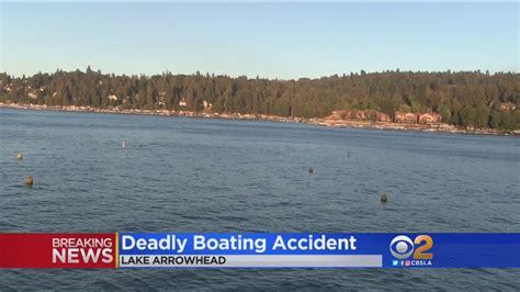 lake arrowhead boat rentals boy 5 killed in lake arrowhead boating accident youtube