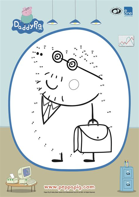 Peppa Pig Father's Day Printable   Be A Fun Mum