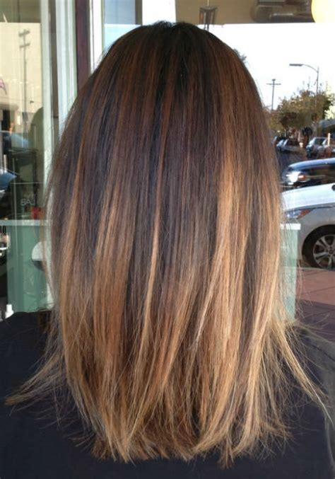 how long does balayage last balayage on straight hair short medium length long of