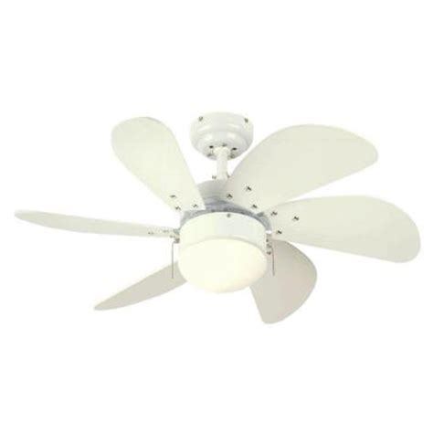 Home Depot White Ceiling Fan by Westinghouse Turbo Swirl 30 In White Ceiling Fan 7814565 The Home Depot
