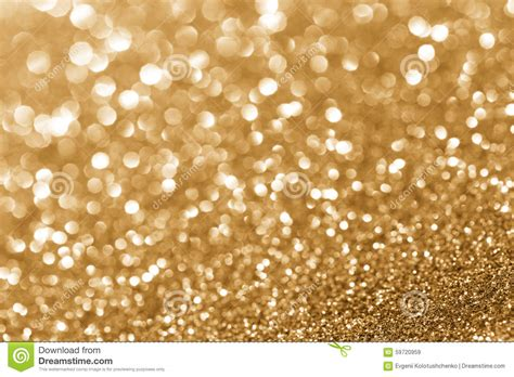golden glitter stock photo image
